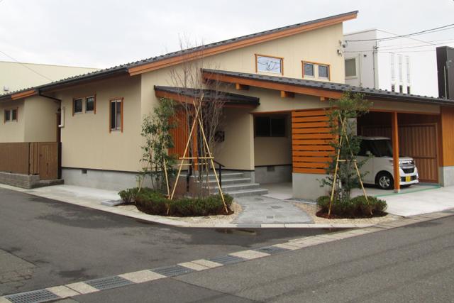 「木造りの家」施工事例