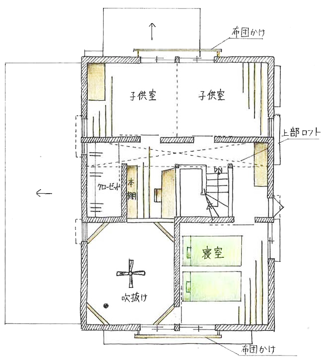 2階 図面